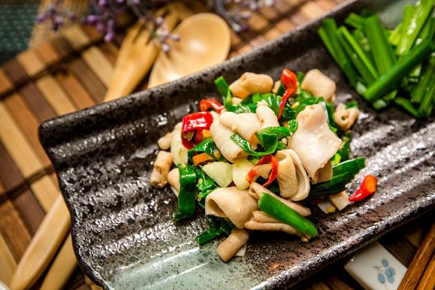 韭菜鴨腸 1