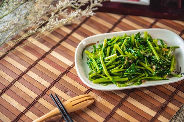 燙青菜(時令) 1
